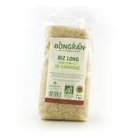 Полуочищенный длинный рис из Камарга