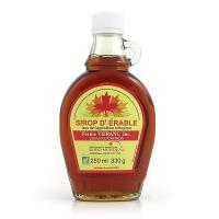 Натуральный органический канадский кленовый сироп