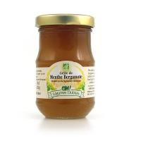 Органическое желе с ароматом бергамота и мяты