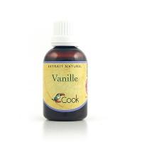 Натуральный органический экстракт ванили