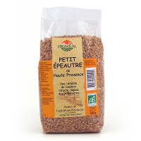 Органические зерна полбы из Прованса