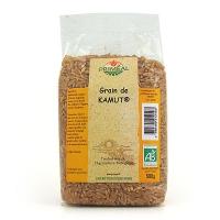Органические зерна камута