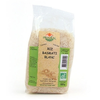 Органический белый рис басмати