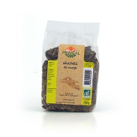 Органические семена тыквы