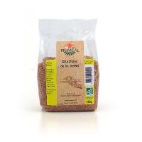 Органические жареные семена льна