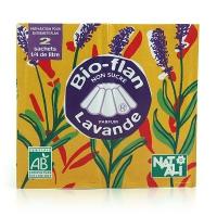 Органическое желе с ароматом лаванды