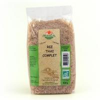 Органический цельный тайский рис