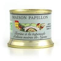 Паштет с маслинами тапенада