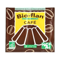 Органическое кофейное желе