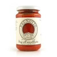 Органический томатный соус Аррабьята