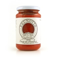 Органический томатный соус с базиликом