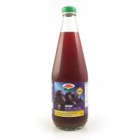 Органический сок пальмы асаи с ароматом граната и ежевики