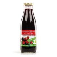 Натуральный органический клюквенный сок