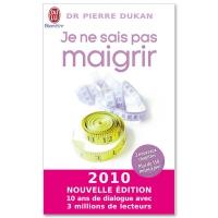 Книга доктора Пьера Дукана «Я не могу похудеть»