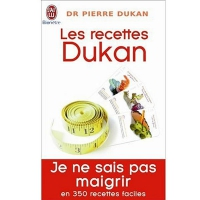 Книга «Рецепты доктора Дукана»