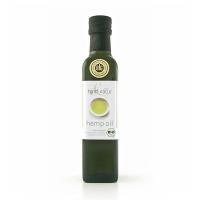 Органическое конопляное масло