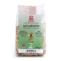 Смесь семян и зерен злаков – 5 витаминов и 5 минералов