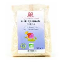 Белый рис Басмати