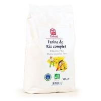 Цельная рисовая мука