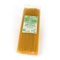 Спагетти из органической рисовой и кукурузной муки без клейковины