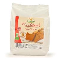 Органическая смесь для приготовления имбирного хлеба