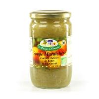 Органический овощной суп Ecocert