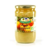 Органический деревенский суп