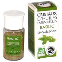 Органическое кристаллическое эфирное масло базилика