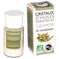 Органическое кристаллическое эфирное масло кардамона