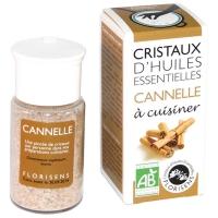 Органическое кристаллическое эфирное масло корицы