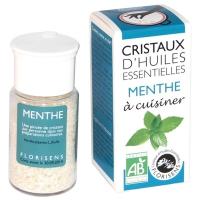 Органическое кристаллическое эфирное мятное масло