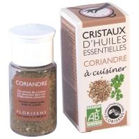 Органическое кристаллическое эфирное масло кориандра