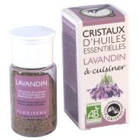Органическое кристаллическое эфирное масло лаванды