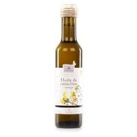 Органическое рыжиковое масло
