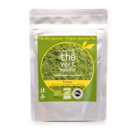 Порошковый зеленый чай Маття