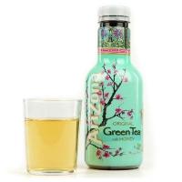 Напиток со вкусом зеленого чая с медом и женьшенем Arizona