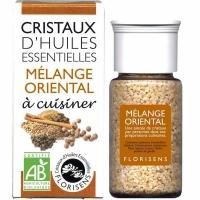 Органическое кристаллическое эфирное масло «Восточный микс»