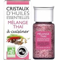 Органическое кристаллическое эфирное масло «Тайский микс»